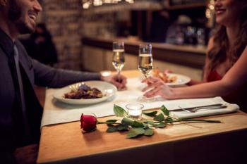 Valentine's Day dinners in Wyoming County