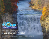 2017 Wyoming County Travel Guide