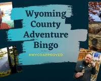 Wyoming County Adventure Bingo