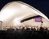 Buffalo Philharmonic Orchestra in Letchworth State Park