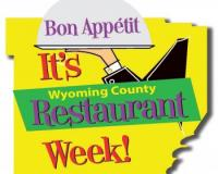 3rd Annual Wyoming County Restaurant Week