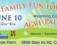 Pankow Farm in Castile to Host 2018 Wyoming County Agri-Palooza