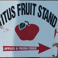 Titus Brothers Fruit Stand