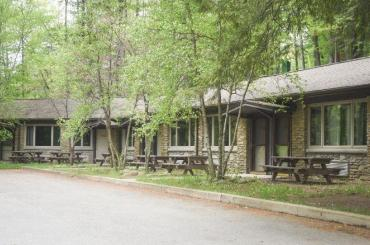 Pinewood Lodges At Letchworth State Park Wyoming County