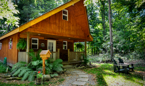 Cabins lodges wyoming county tourism for Cabins near letchworth state park