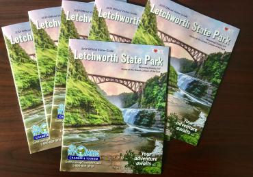 2019 Wyoming County NY Visitor Guide