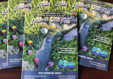 2018 Wyoming County NY Visitor Guide