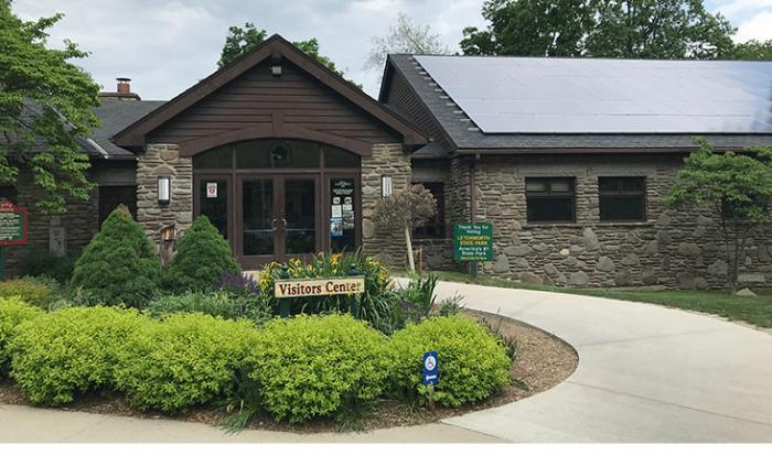 Letchworth State Park Visitors Center