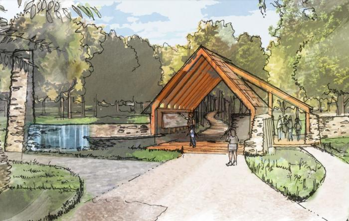 Autism Nature Trail Renderings