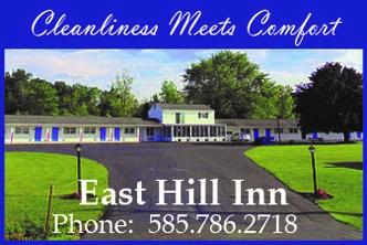 East Hill Inn in Wyoming County NY
